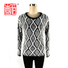 fashionable all-match lady blouse pullover knit sweater custom for oem