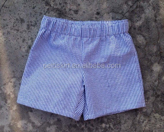 Baby Kids Boy Striped Swimwear Cheap Shorts