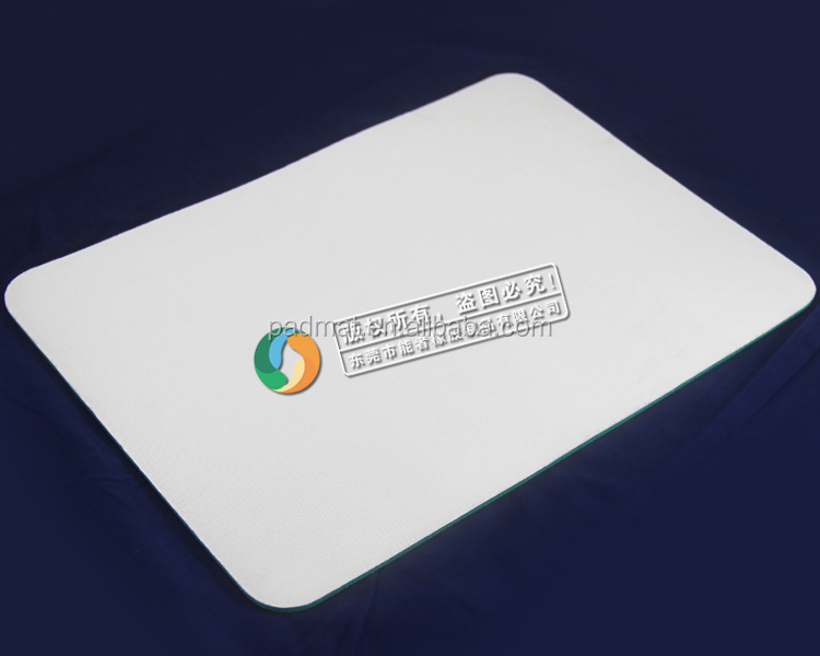 blank white mousepads for playmats custom printing