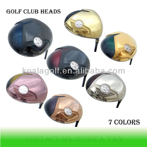 Imported Golf Clubs,High Quality Titanium Golf Driver and Newest Club Heads