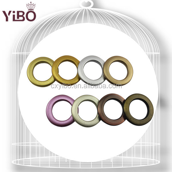 Luxury Home Decor China Supplier Curtain Eyelet Ring