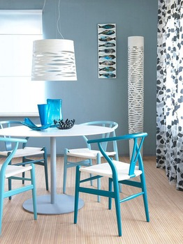Modern Italian Dining Table Chairs Effezeta Ga C203