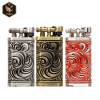 zinc alloy metal tobacco lighter with pipe Tool OEM smoking pipe lighter