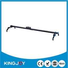 Kingjoy Newest aluminum alloy high quality professional photographic video slider for camcorders/slr/ drsl cameras VM-120