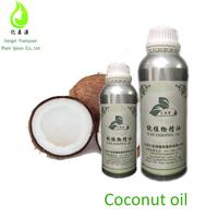 Oem Odm Service Crude Organic Coconut Oil Made In China In Bulk