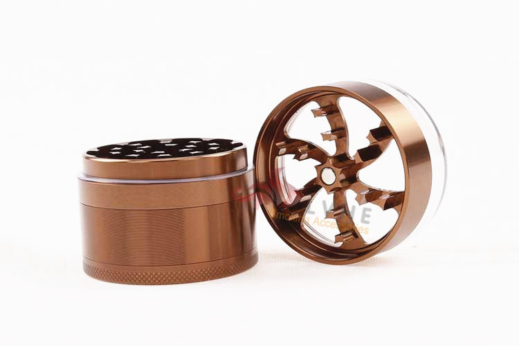 T051GA LVHE Hot Selling Herb Grinder 63MM Tobacco Commercial Spice Grinder