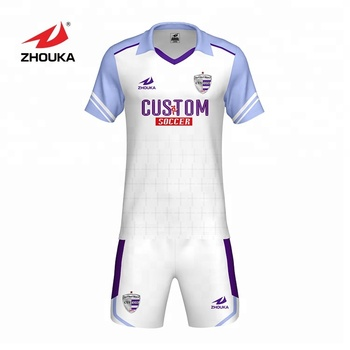 6d59621f 2018 New soccer jersey style for team or club football shirt maker soccer  jersey full sublimation