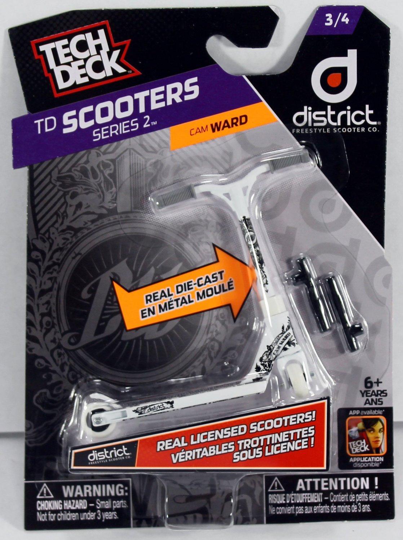 Real Die-Cast Scooters Series