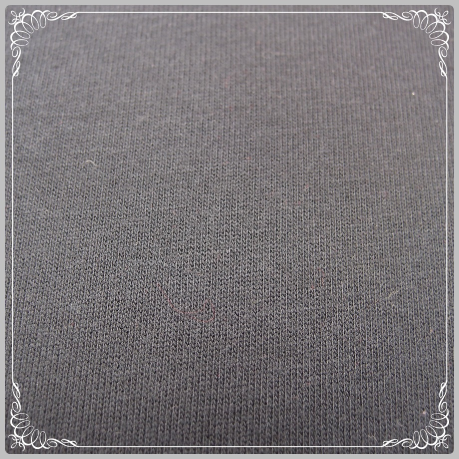 Polyester rayon jersey fabric for sportswear
