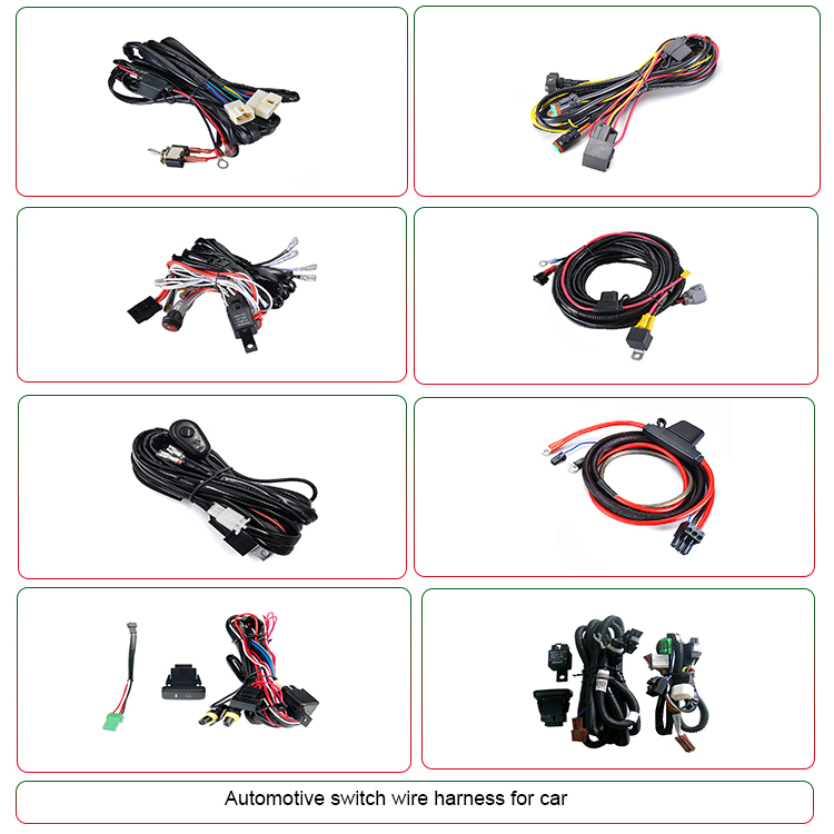 Connector wire 12V tailgate release switch for brand car