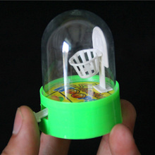 New Arrivel Fidget Toy Music Electronic Led Basketball Game Toy for Kids Plastic Mini Basketball Game