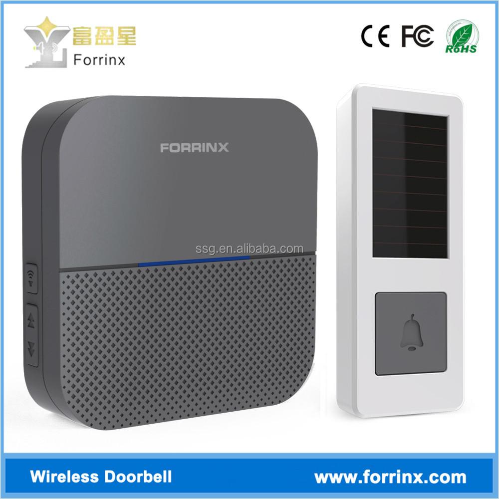 Forrinx 1000ft Range In Open Air Wireless Doorbell