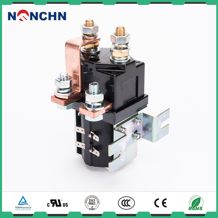 NANFENG New Products In 2017 High Power Relay Automotive