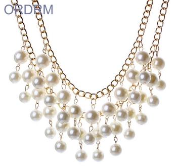 Women Statement Necklace Tanishq Pearl Jewellery - Buy Pearl  Jewellery,Tanishq Pearl Jewellery Product on Alibaba com