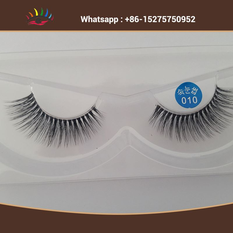 natural synthetic 3d mink eyelashes strip false eyelashes Siberian Blink Mink Eyelashes south korea lashes lashes 3d silk