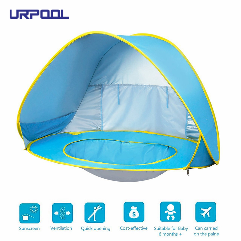 Best Quality UV Protection Sun Shelters Baby Pool Baby Beach Pop Up Tent Beach Umbrella Tent for outdoor  sc 1 st  Alibaba & Best Quality Uv Protection Sun Shelters Baby Pool Baby Beach Pop Up ...
