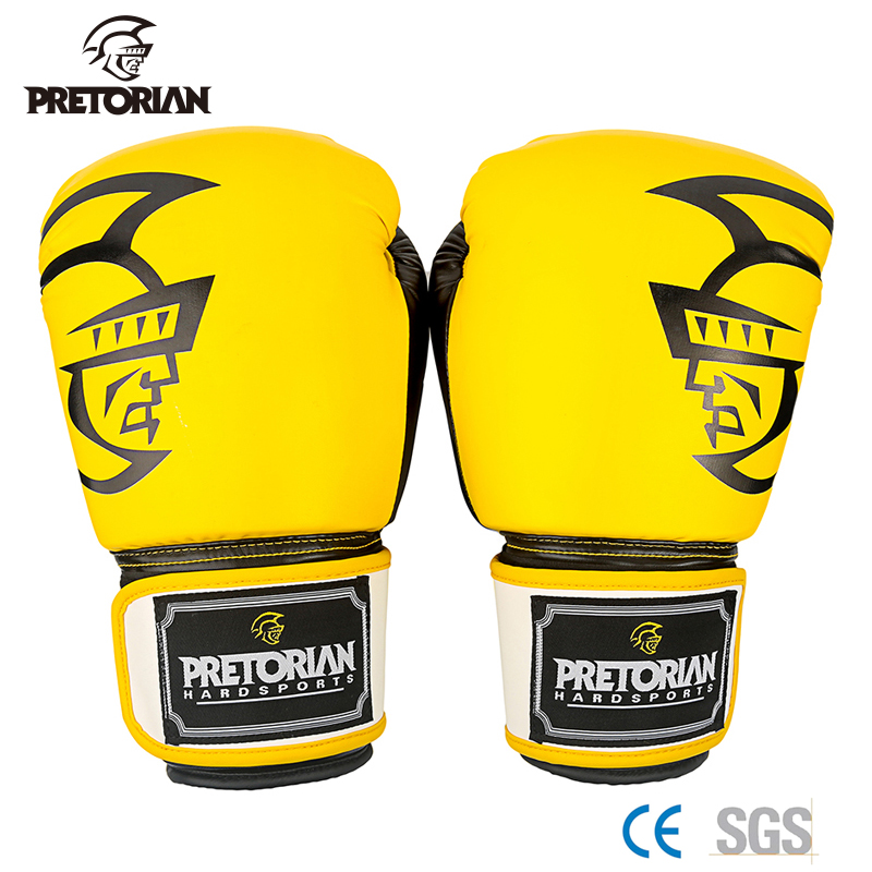 Pretorian Boxing Gloves UFC MMA Grant Luva Boxeo Fitness Equipment Muay Thai Twins Punching Gloves Mitten For Werstling Training