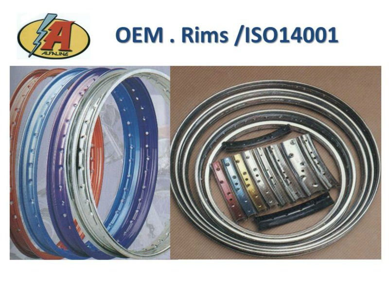 Motorcycle Steel Wheel Rims