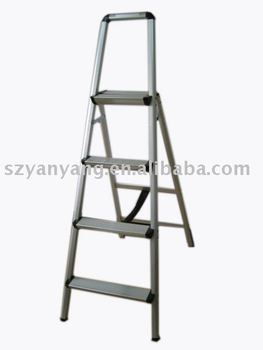 aluminum folding handrail attic ladderattic stair