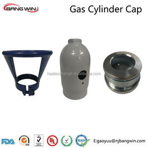 hydraulic cylinder end caps for gas cylinder t protect cylinder valve