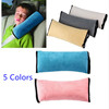 High Quality Car Seat Belt Shoulder Pad Covers Pillows Cushion Neck Seatbelt