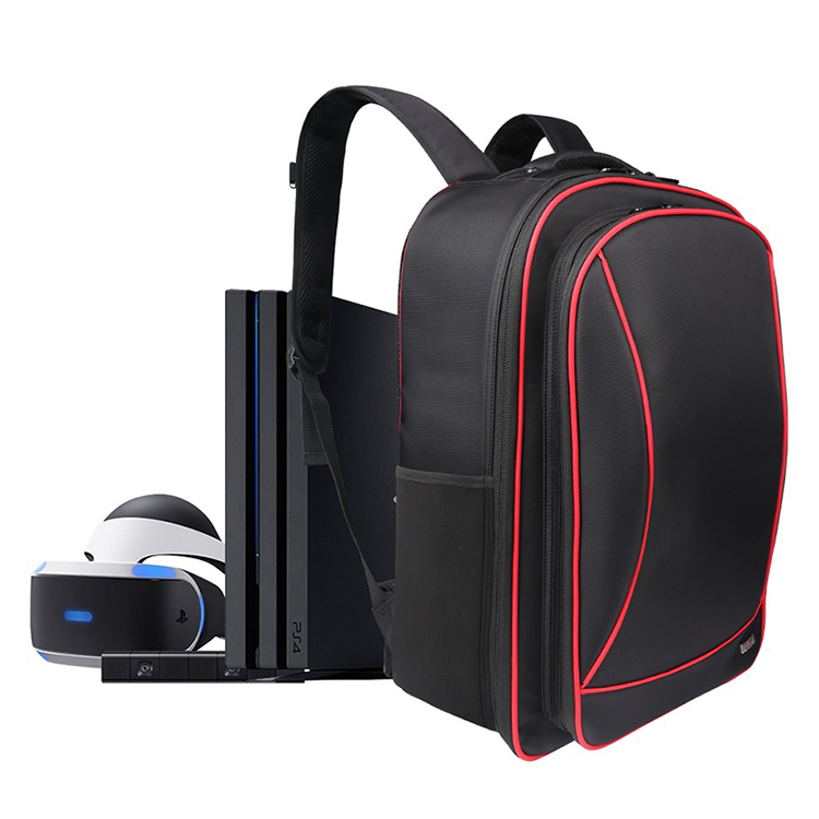 BUBM High Quality Backpack For Playstation 4 PS4 VR Game Headset Protective Bag