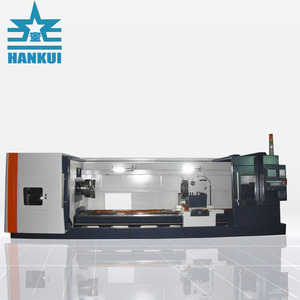 Automatic Cnc Lathe Metal Turner Machine Tools with Chip Removal CK61100