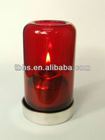 AURORA Glass Shade Oil Table lamp for hotel