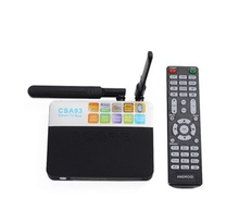 CSA93 Amlogic S912 Octa Core Android 6.0 TV Box 3GB/32GB Dual WIFI BT4.0 KODI 17.0 H.265 4K Media Player