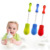 New Product Ideas Factory Direct Sales Creative Deep Cleaning Soft Heat Resistance Multifunctional Baby Silicone Bottle Brush