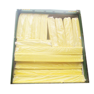 fireproof thermal insulation board/ fiberglass roofing insulation board material