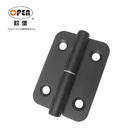 CL233-5 Iron Q235 Black Cabinet Door Hinges