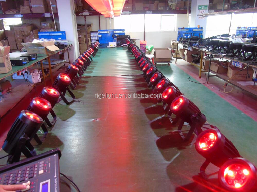 12*3w RGBW Hot selling led mini  P20 par can stage light
