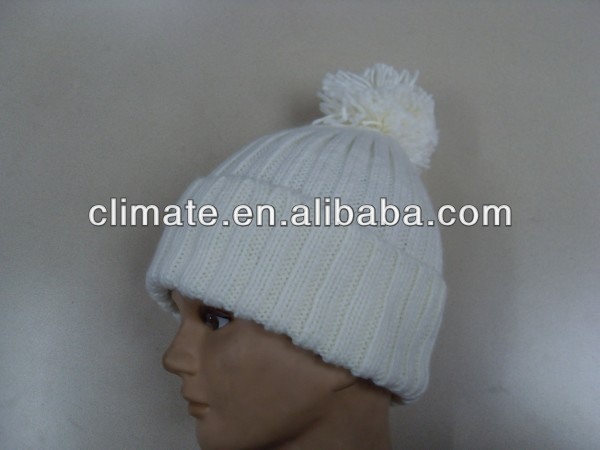 Millinery autumn and winter hat