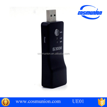 OEM 300Mbps USB AP wifi signal repeater and booster