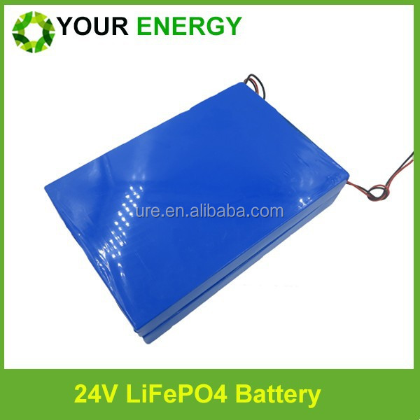 24v 20ah battery pack for electric bike with rapid discharge