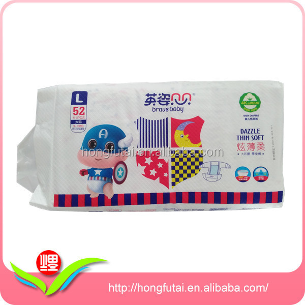 Extra-thin Stocklot Baby Diaper Buy Direct from China Export to Turkey