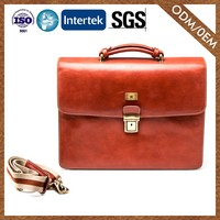 High-End Specialized Produce Men Bag Simple Design Messenger Bags Briefcase