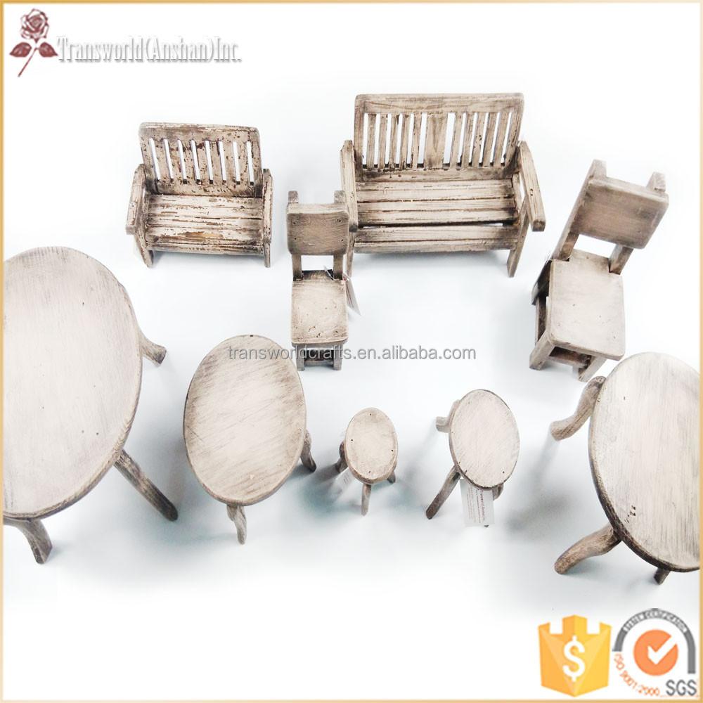 mini furniture. Mini Furniture Untuk Rumah Dekorasi Dan Liburan
