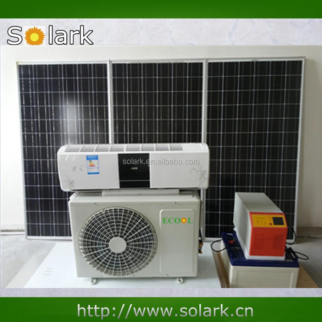 solark friendly low power consumption 0.5 ton room air conditioner