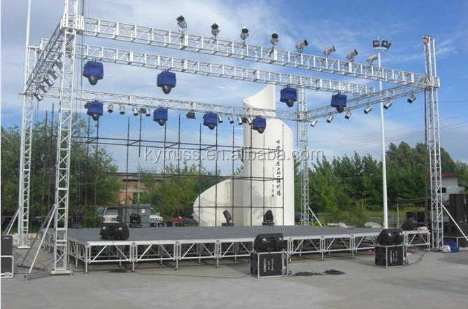 Stage Lighting Scaffolding Wedding Pillars Product On Alibaba