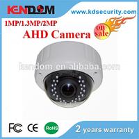 Latest Kendom CCTV Vandal - proof AHD Camera 1080p Varifocal Lens 2 MP High Definition Surveillance System