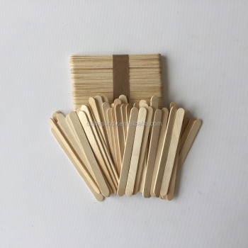 Ice Cream Sticks Spoon Bamboo Craft