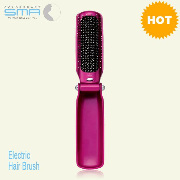 New Products Ultrasonic Vibration Magnetic Hairbrush