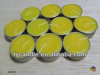 Wholesale OEM Unscented Paraffin wax colorful Tealight candle used for party,birthday,festivals ,manufacturer from China