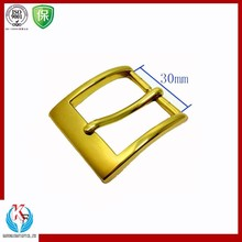 Men Solid Anqiue Custom Brass Bridle Buckle