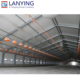 Layers feeding low cost steel poultry shed