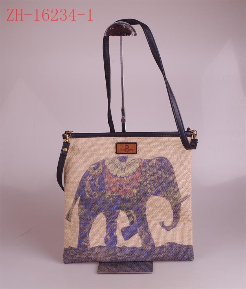 Mano Tallada Elefante Caja de Madera de Mango The Hippy Clothing Co