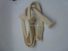 Super soft flat polyester cords