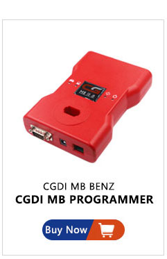 Cgdi MB OBD 2 Scanner Diagnostik Alat Multi Kunci Program